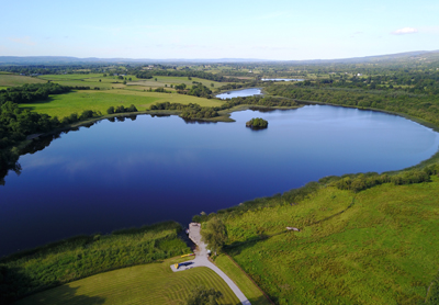 Castle and Ballymulcashel Lakes